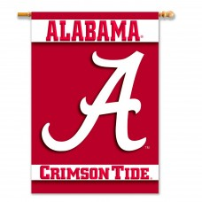 Alabama Crimson Tide Outside House Banner