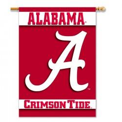 Alabama Crimson Tide Outside House Banner