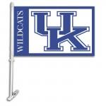 Kentucky Wildcats NCAA Double Sided Car Flag