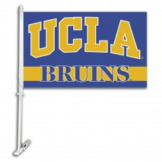 UCLA Bruins NCAA Double Sided Car Flag