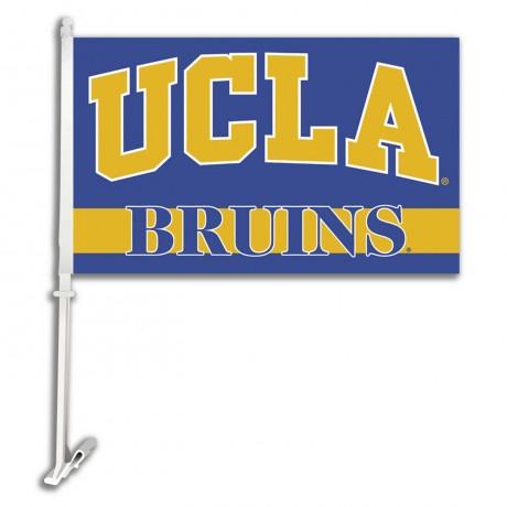 UCLA Bruins NCAA Double Sided Car Flag