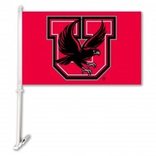 University of Utah 11-inch by 18-inch Two Sided Car Flag
