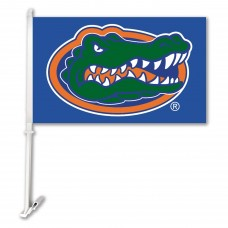 Florida Gators 11inch by 18-inch Two Sided Car Flag