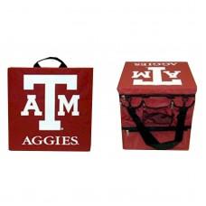 Texas A&M Aggies Versatile Seat Cushion/Tote