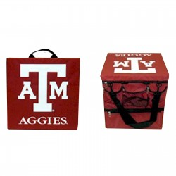 Texas A&M Aggies Versatile Seat Cushion/Tote