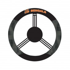 Cincinnati Bengals Steering Wheel Cover