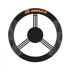 Cincinnati Bengals Steering Wheel Cover