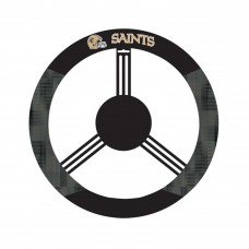 New Orleans Saints Steering Wheel Cover