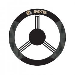 New Orleans Saints Steering Wheel Cover