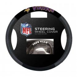 Minnesota Vikings Steering Wheel Cover