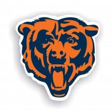 Chicago Bears 12-inch Vinyl Magnet