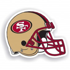 San Francisco 49ers 12-inch Vinyl Magnet