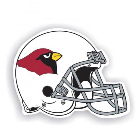 Arizona Cardinals 12-inch Vinyl Magnet