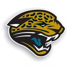 Jacksonville Jaguars 12-inch Vinyl Magnet