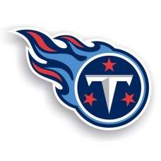 Tennessee Titans 12-inch Vinyl Magnet