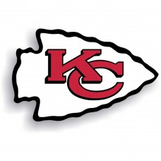 Kansas City Chiefs 12-inch Vinyl Magnet
