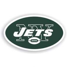 New York Jets 12-inch Vinyl Magnet