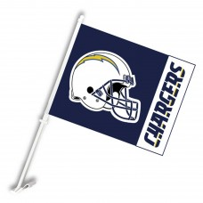 San Diego Chargers Two Sided Car Flag