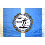 Korean War Veterans 3' x 5' Nylon Flag