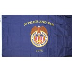 United States Merchant Marine 3' x 5' Nylon Flag