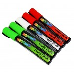 "1/4"" Holly Jolly Liquid Chalk Full 5 Pc Set"