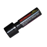 "1-1/4"" Extra Bold Black Waterproof Sign & Art Marker Pen"