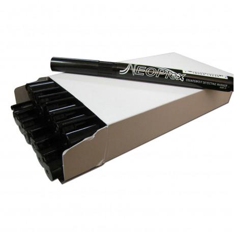 12 Pack NEOPlex Counterfeit Detection Marker Pen