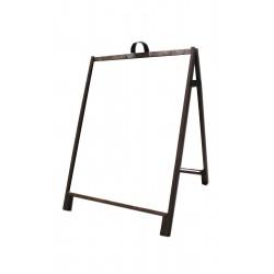 "36"" Hardwood A-Frame - Dry Erase Panels"