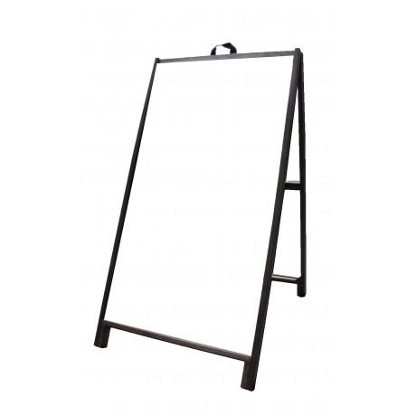 "48"" Hardwood A-frame - Corex White Panels"