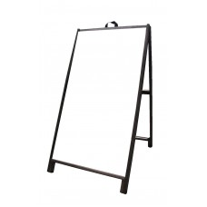 "48"" Hardwood A-frame - Dry Erase Panels"