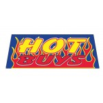 Hot Buys Vinyl Windshield Banner