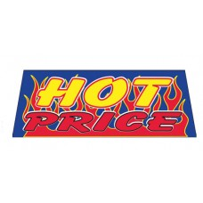 Hot Price Vinyl Windshield Advertising Banner