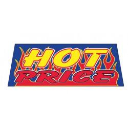 Hot Price Vinyl Windshield Advertising Banner