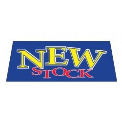 New Stock Vinyl Windshield Advertising Banner