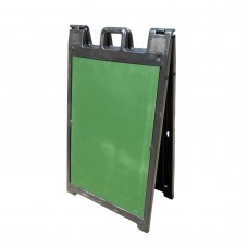 Signicade A-Frame Sidewalk Sign Chalkboard Message Panels