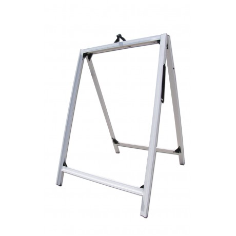 "36"" PVC A-Frame Sign - Frame Only"