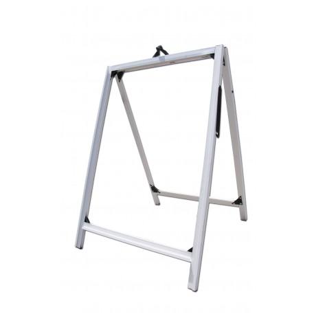 """36"""" PVC A-Frame Sign - Frame Only"""