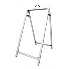 "48"" PVC A-Frame Sign - Frame Only"