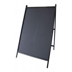 Steel A-Frame Sidewalk Sign-Chalkboard