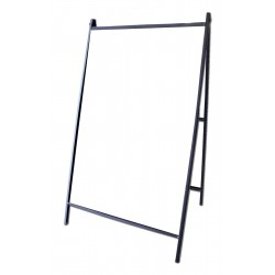 Steel A-Frame Sidewalk Sign-Dry Erase