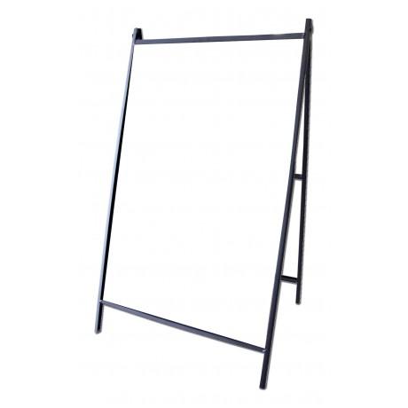 Steel A-Frame Sidewalk Sign-Dry Erase