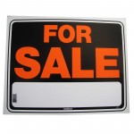 For Sale Policy Business Sign