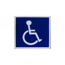 Handicap Symbol Policy Business Sign
