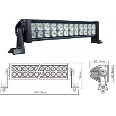 Black Diamond 8400 LUMENS 72 Watt 13.5