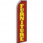 Furniture Brown Swooper Flag