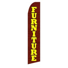 Furniture Swooper Flag