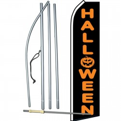 Halloween Pumpkin Swooper Flag Bundle