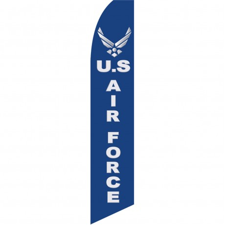 Air Force Military Swooper Flag