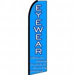 Eyewear Extra Wide Swooper Flag