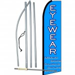 Eyewear Extra Wide Swooper Flag Bundle